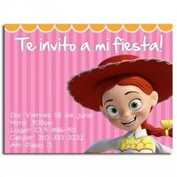 c0050 - Invitaciones de cumpleaños - Toy story.