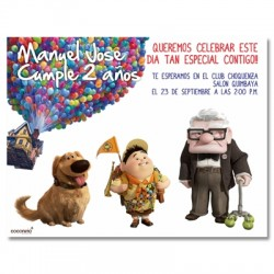 c0157 - Birthday invitations