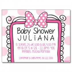 b0060 - Invitations - Baby Shower