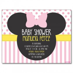 b0061 - Invitations - Baby shower
