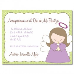 b0064 - Invitations - Baptism
