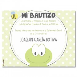 b0086 - Invitations - Baptism