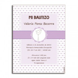 b0091 - Invitations - Baptism