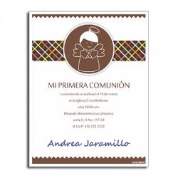 b0097 - Invitations - First communion