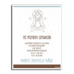 b0098 - Invitations - First communion