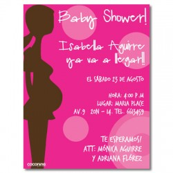s0004 - Baby shower Invitation