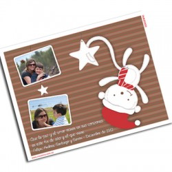 pm0005 - Photo postcard - Christmas