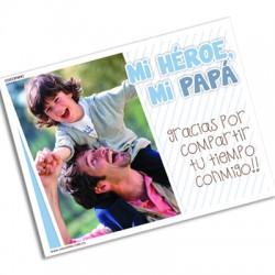 pm0017 - Photo postcard - Dad