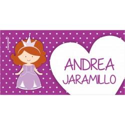ea0106 - Self-adhesive labels - Princess
