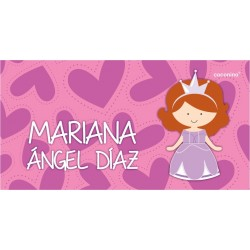 ea0110 - Self-adhesive labels - Princess