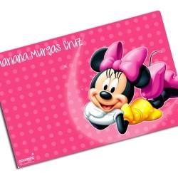 i0071 - Individual de mesa - Minnie