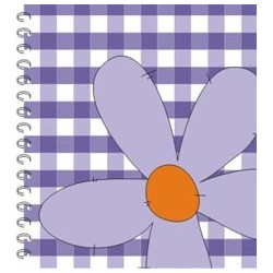 lb0002 - Libretas - Flores.