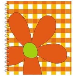 lb0004 - Libretas - Flores.