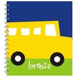 lb0022 - Libretas - Autos.