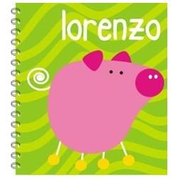 lb0029 - Libretas - Marrano.