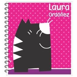 lb0058 - Libretas - Gato.