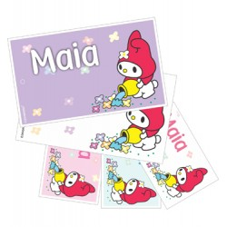 mm0013 - Marca maletas - Hellokitty