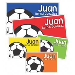 mm0022 - Marca maletas - Fútbol.