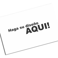i0000 - Individual de mesa de papel - Personalizado