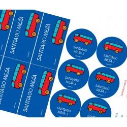 KE0009 - Kit Escolar - Carros