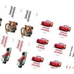 KE0014 - Kit Escolar - Cars
