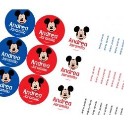 KE0028 - Kit Escolar - Mickey