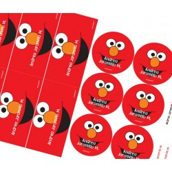 KE0030 - Kit Escolar - Elmo