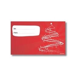 Tarjeta de navidad - árbol de navidad