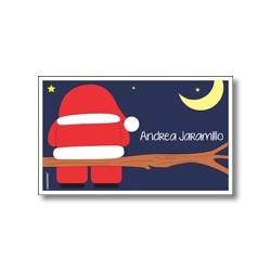 Tarjeta de navidad - Papá Noel