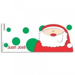 TZ0021 - Pocillo mugs - Papá Noel
