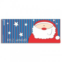 TZ0022 - Pocillo mugs - Papá Noel