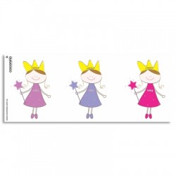 TZ0031 - Pocillo mugs - Princesas