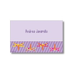 p2005 - Tarjetas de presentación - Libélula