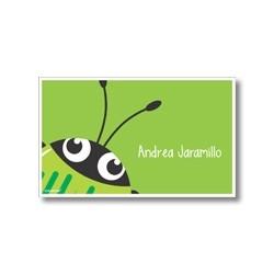 p5401 - Tarjetas de presentación - Mariquita