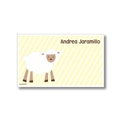 Label cards - Sheep