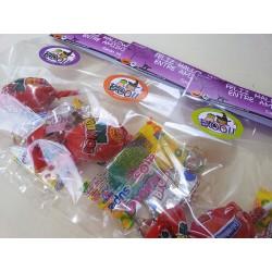 tdul0000 - Toppers para bolsas de dulces x4 und