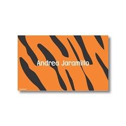 p0010 - Tarjetas de presentación - Animal Print