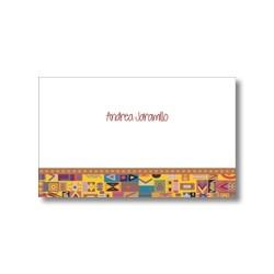 p0710 - Tarjetas de presentación - Figuras