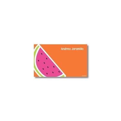 Label cards