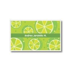 p4601 - Tarjetas de presentación - Limones
