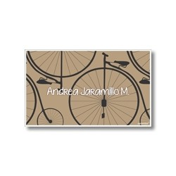 Label cards - bicycle