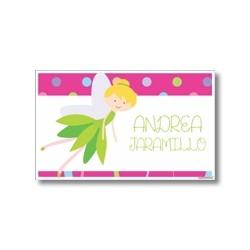 p8806 - Tarjetas de presentación - Campanita