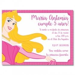 c0365 - Birthday invitations - Dora and friends