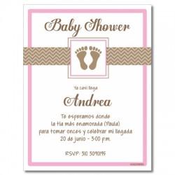 b0006 Rosado - Invitaciones