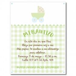 b0009 - Invitaciones - Bautizo