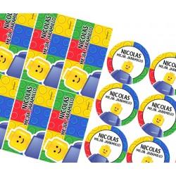 KE0153 - Kit Escolar - Lego