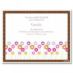b0017 S - Invitaciones - Baby Shower