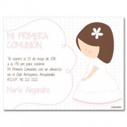 b0100 - Invitations - Primera comunión