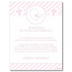 b0080 B - Invitations - Baptism
