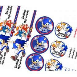 KE0158 - Kit Escolar - Sonic